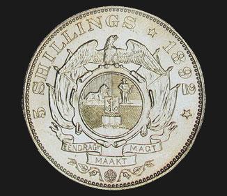 5 Shilling - Single Shaft (CROWN)