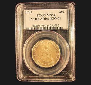 1963 20 Cent