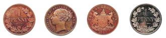 Cape of Good Hope Coin Patterns