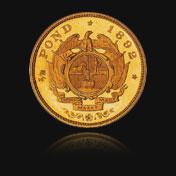 1892 Half Pound